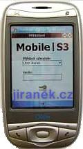 Mobile S3 v PDA