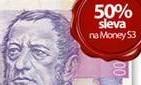 Money S3 50% sleva