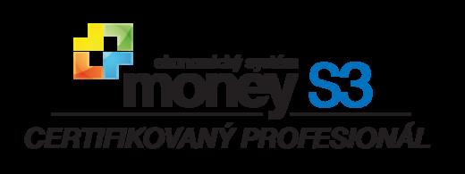 Money S3 Certifikovaný profesionál