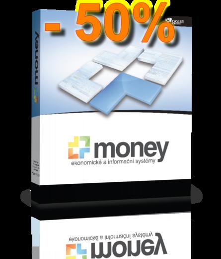 50% sleva na Money S3