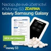 Tablet Samsung Galaxy ZDARMA!